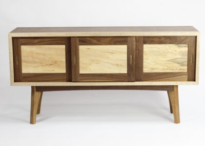 Record Player Entertainment Console
